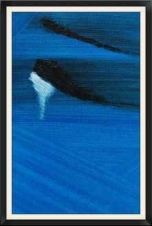 Grief (Oil on canvas, 2008) 悲痛